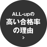 ALL-upの高い合格率の理由