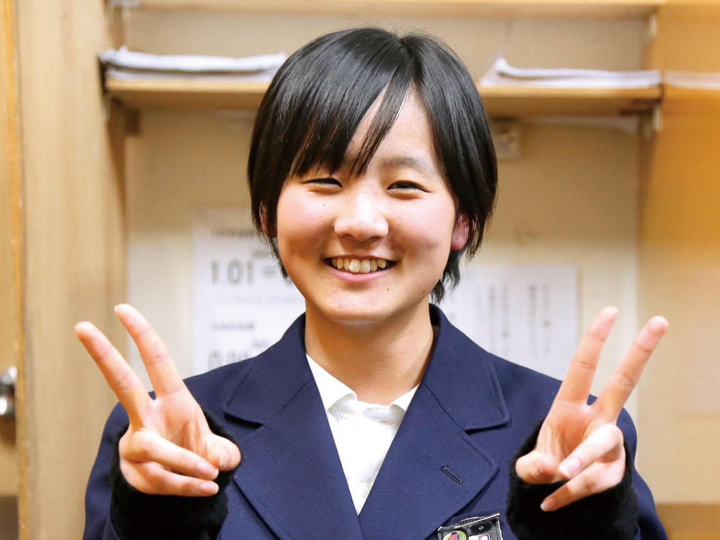 相庭涼花さん