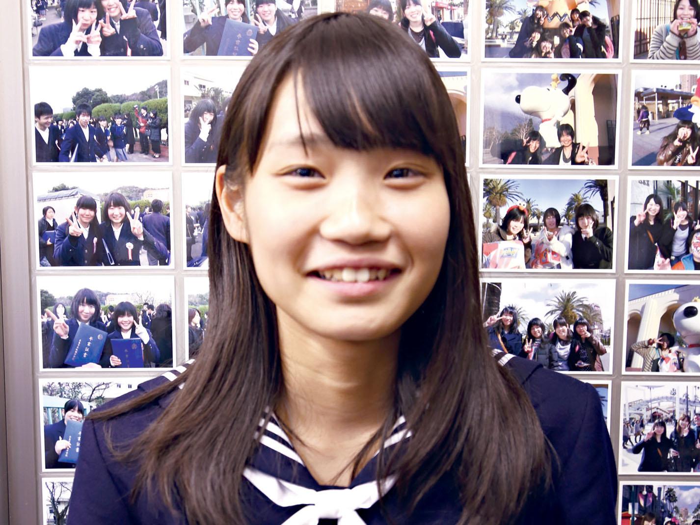 岸田純香さん